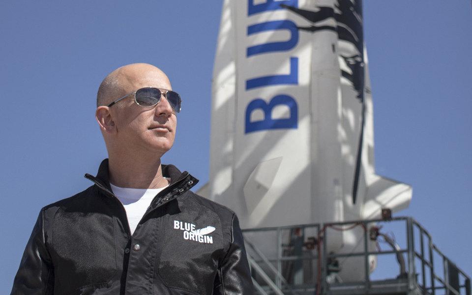 Джефф Безос анонсировал начало продажи билетов на космический корабль New Shepard