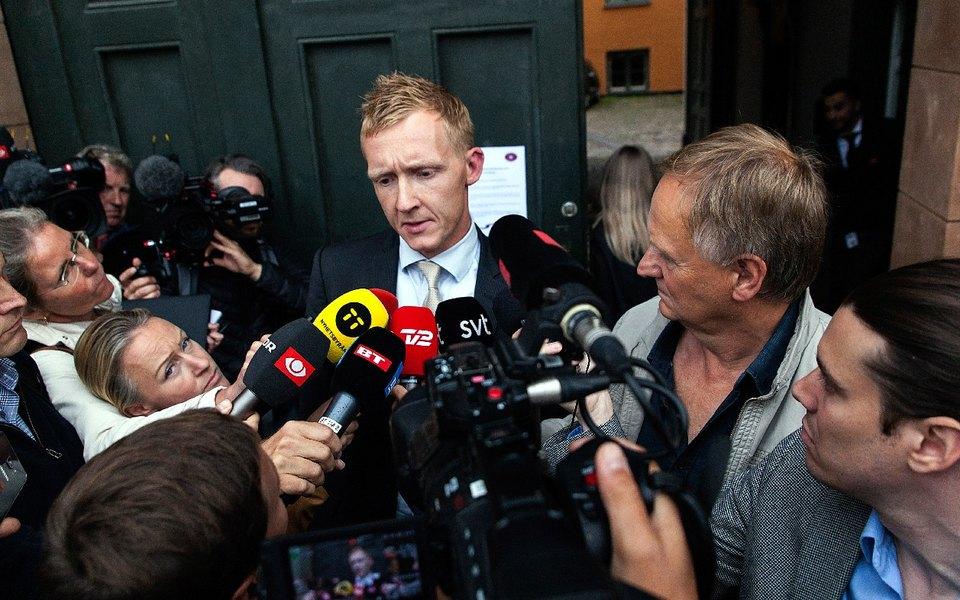 «Погибла отудара люком»: датский изобретатель продолжает отрицать вину вубийстве журналистки Ким Валль