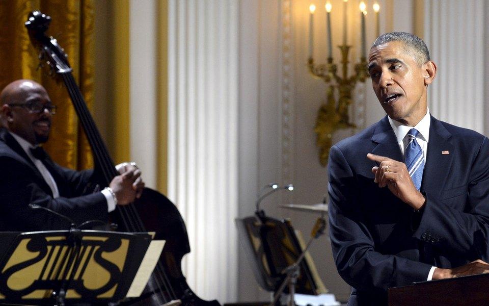 Что слушают друзья Барака Обамы