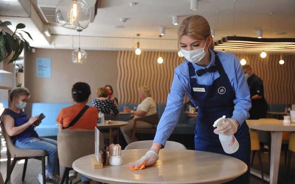 В России за сутки выявили 6719 новых случаев заражения коронавирусом