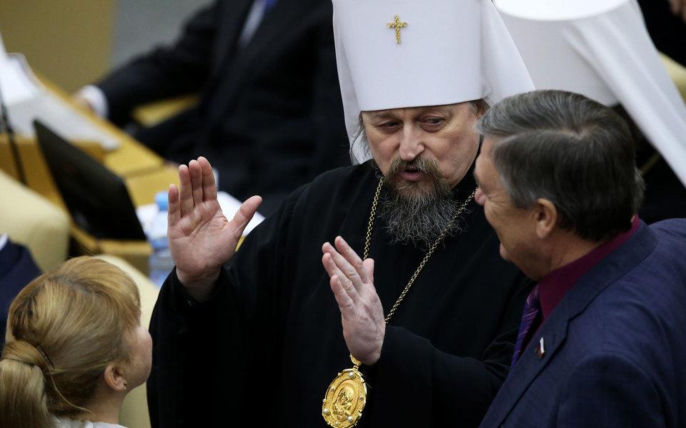 Белгородский митрополит назвал потери Красной армии вВеликую Отечественную войну расплатой забезбожие