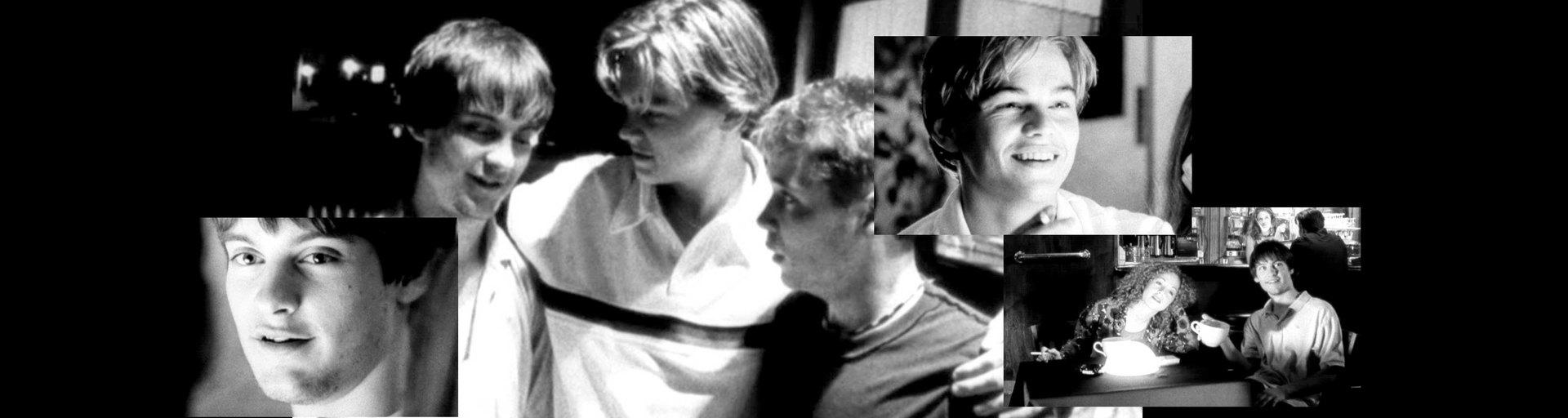 О чем фильм «Кафе «Донс Плам», вкотором снялись 20-летние ДиКаприо иМагуайр (и почему актеры его стыдятся)