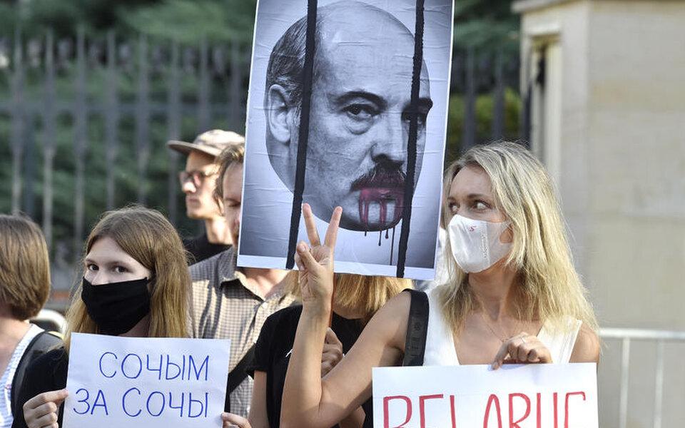 Представитель МВД Беларуси заявил, что протестующие присылают силовикам дикпики сцелью «оказать психологическое воздействие»