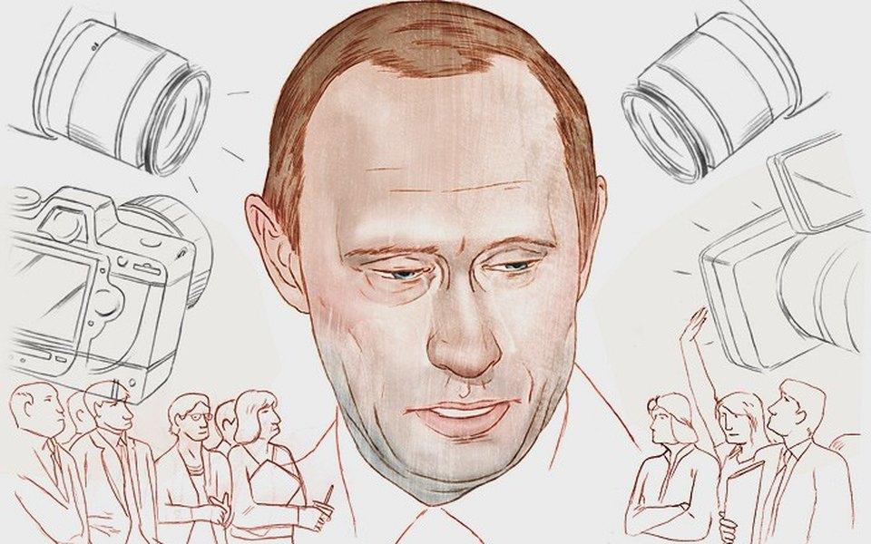 13 лет Владимира Путина