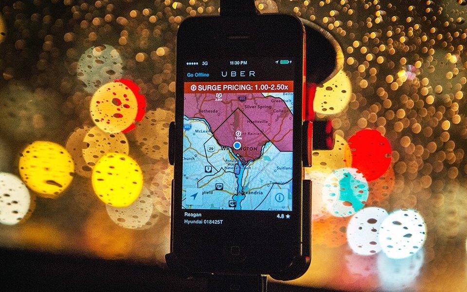 Водители Uber нашли способ обмануть сервис иповысить стоимость поездки