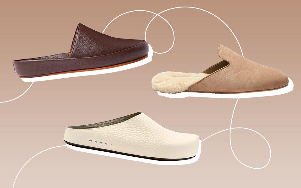 Обувь комфорта: где купить мужские слиперы, чтобы носить дома, загородом ине только