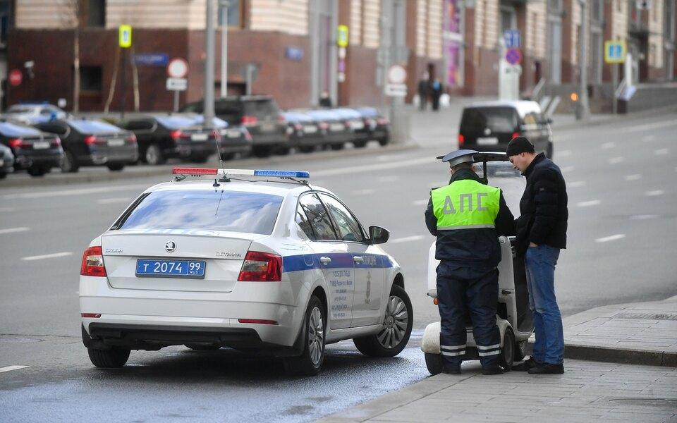 В петербургском отделе полиции умер задержанный за езду без прав