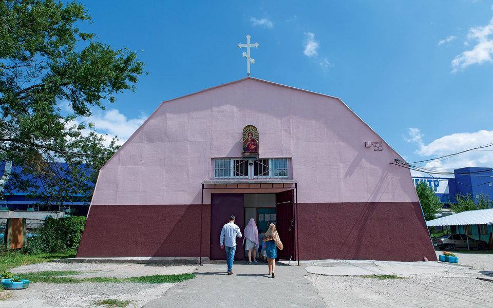 Церковь вмногоэтажке, вгараже, уMcDonald's: как выглядит постсоветская религиозная архитектура