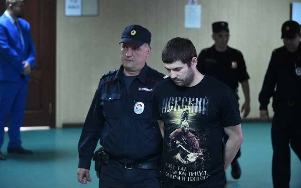 Друг Кокорина иМамаева Александр Протасовицкий вышел насвободу