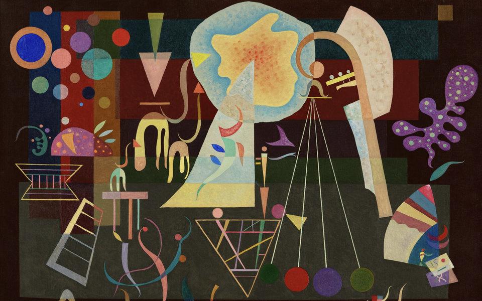 Картину Кандинского продали на аукционе Sotheby's за 21,2 миллиона фунтов