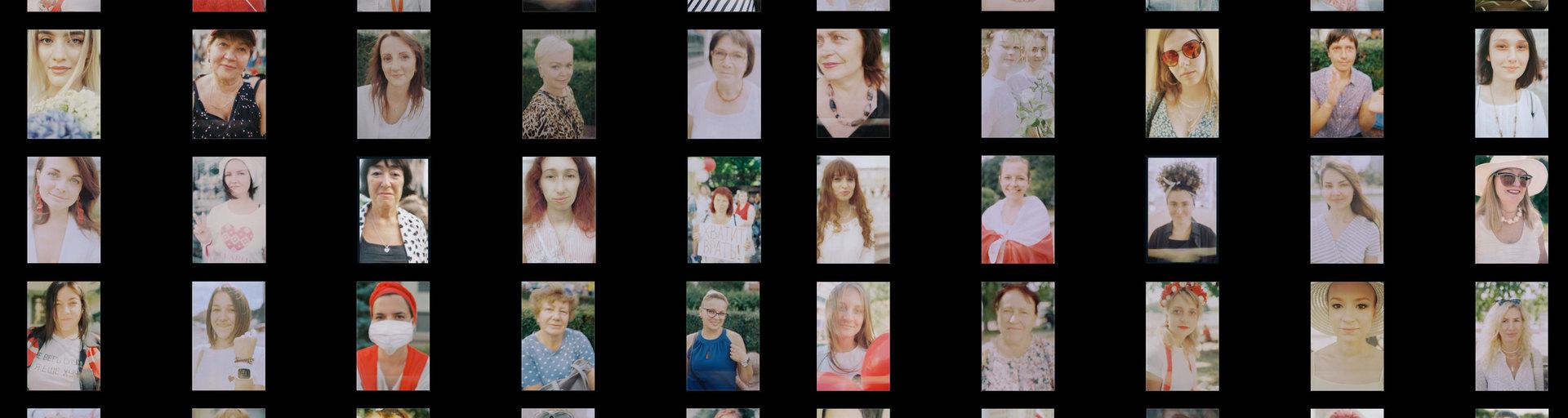 У протеста — женское лицо. Портреты белорусских женщин — вфотопроекте Юлии Шабловской иэссе писателя Евгения Бабушкина отайной женской силе
