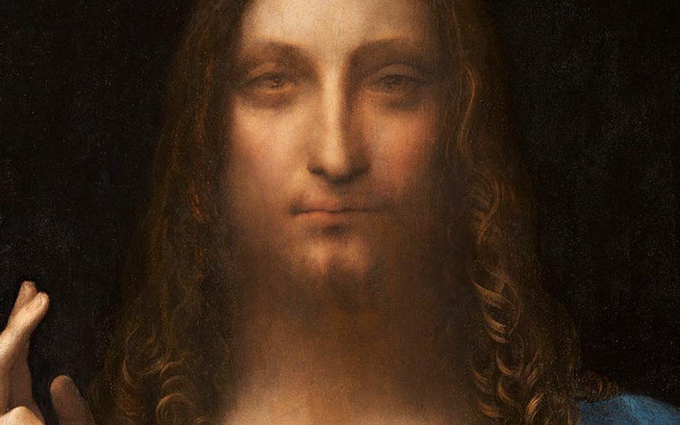 Картину Леонардо да Винчи продали нааукционе зарекордную сумму