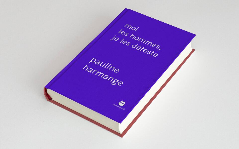 Во Франции попытались запретить книгу «Я ненавижу мужчин». Витоге ее продажи выросли