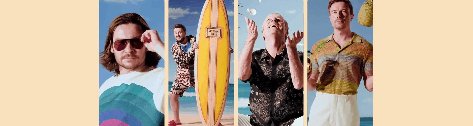 Лето близко: Esquire выбрал четырех любимых героев «Игры престолов», поговорил сними (и вывез напляж)