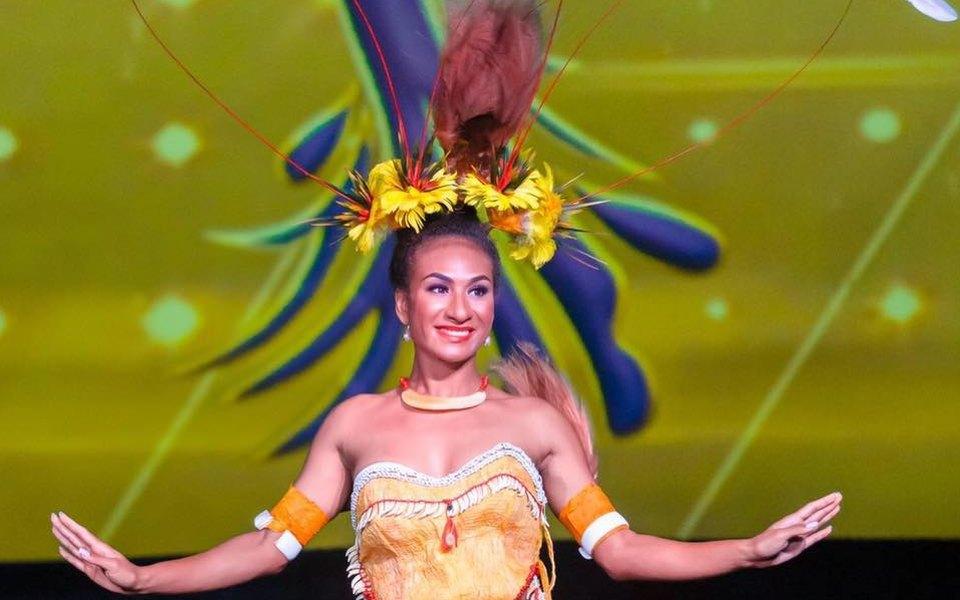 Мисс Папуа — Новая Гвинея лишили титула после того, как она станцевала тверк