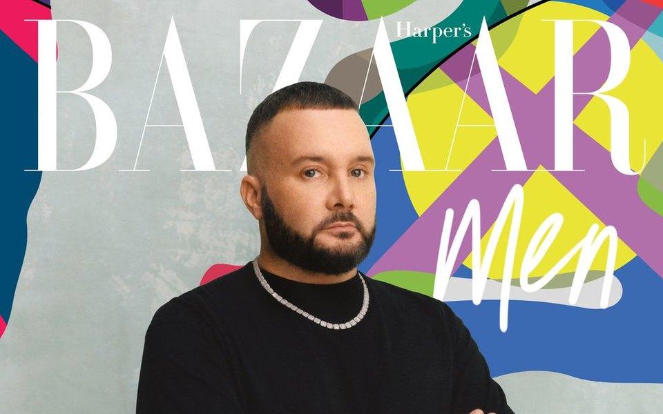 Креативный директор мужской линии Dior Ким Джонс стал приглашенным редактором Harper's Bazaar Men