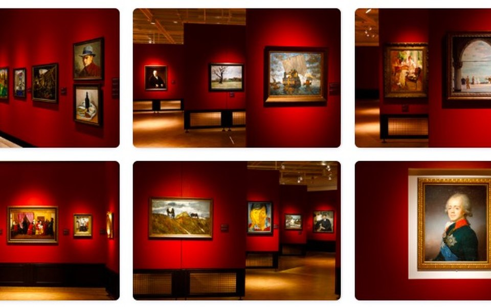 Третьяковка впервые опубликовала фотоархив выставок онлайн