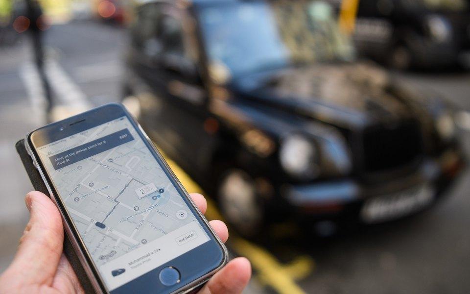 Uber больше небудет доступен вЛондоне