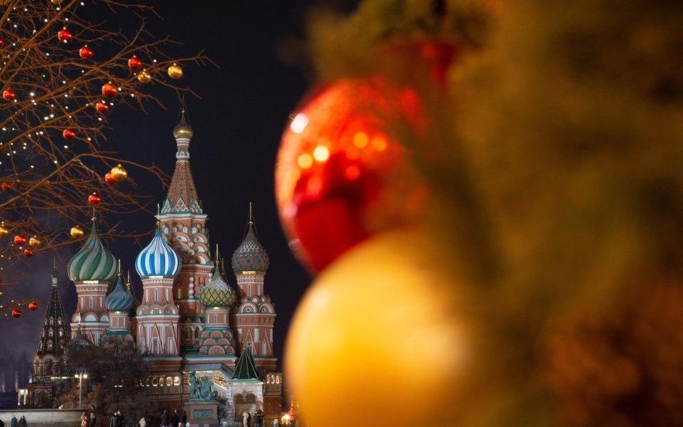 Исследование: треть россиян загадает на Новый год окончание пандемии