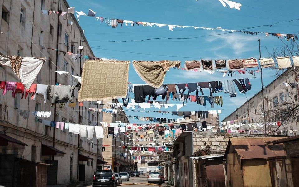 Нагорный Карабах. День 1, «Хищный город Шуши»