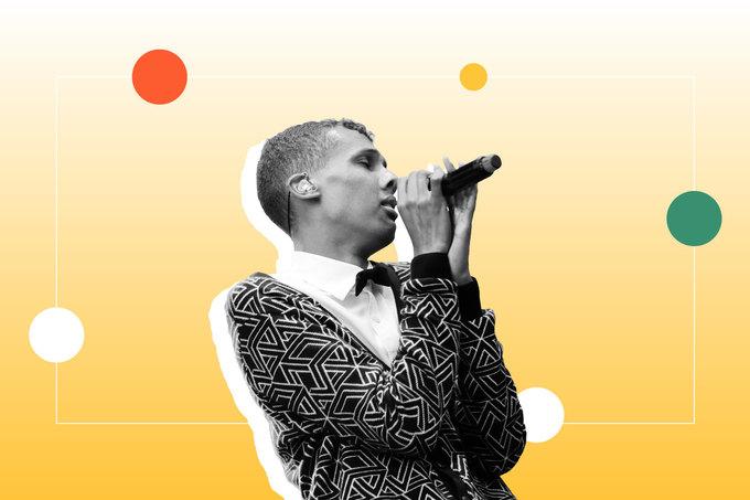 Известный артист изБельгии — Stromae — всвоей прорывной песне призывал всех отвлечься отповседневных проблем спомощью танца. Но внашей стране песня завирусилась благодаря мему олегкодоступной девушке поимени…?