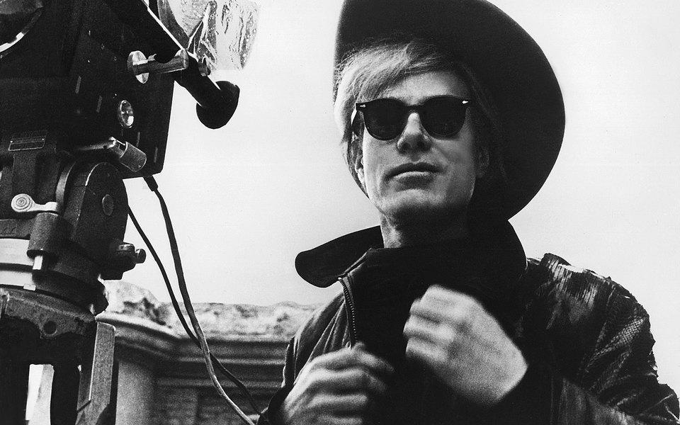 Вещь дня: очки Энди Уорхола, позаимствованные уамериканских солдат