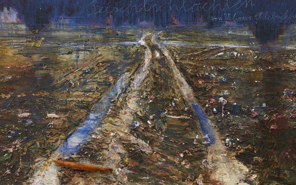 В Зимнем дворце открылась выставка Ансельма Кифера