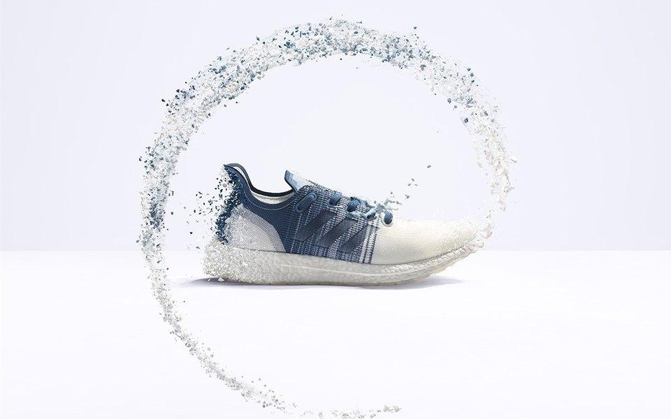 adidas показали, как будут выглядеть полностью перерабатываемые кроссовки