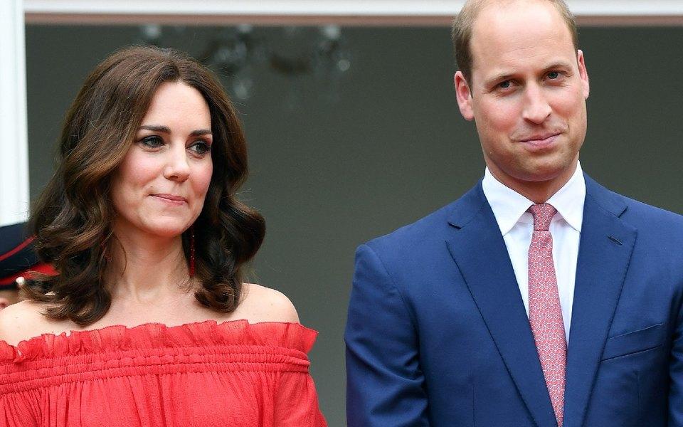 Принцу Уильяму иКейт Миддлтон отказали вспойлерах к«Игре престолов»
