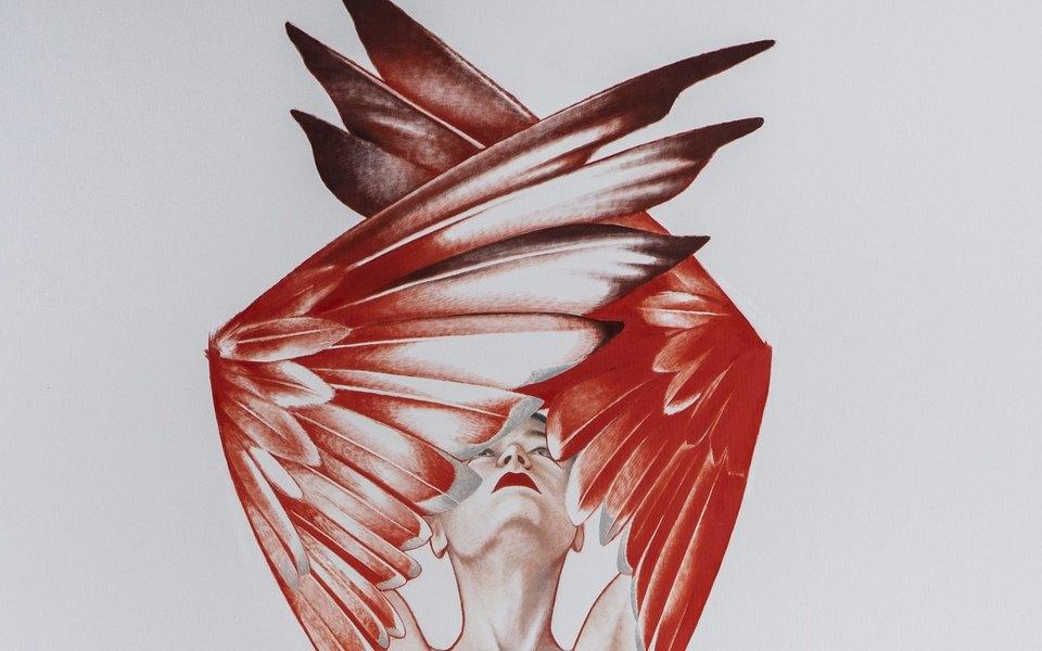 Планы навыходные: персональная выставка Маши Янковской вгалерее «Файн Арт»