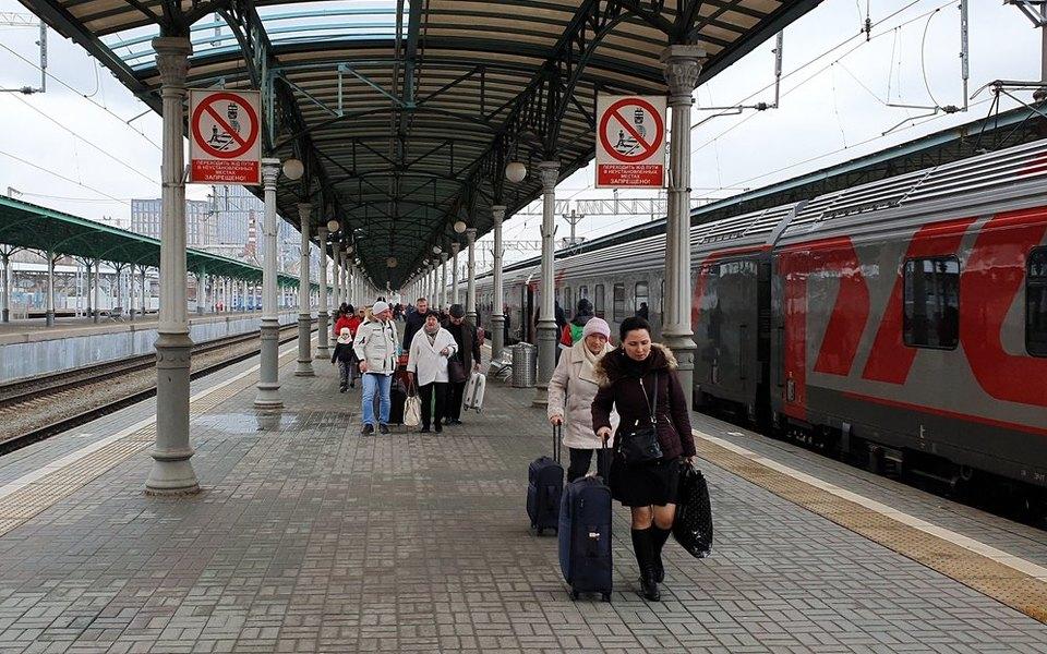 РЖД отменяет часть внутрироссийских поездов дальнего следования из-за коронавируса