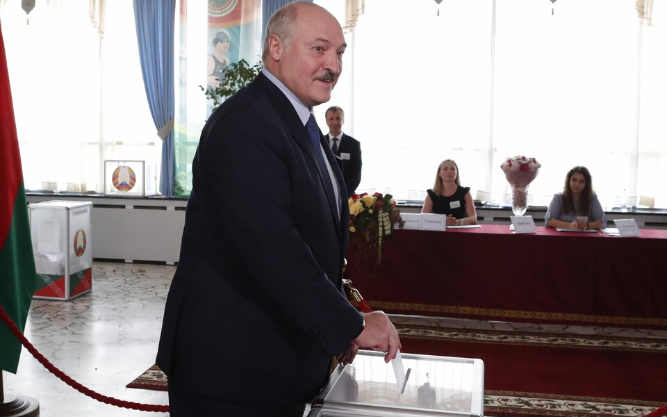 Выборы вБеларуси: уЛукашенко более 80 процентов голосов (ЦИК)