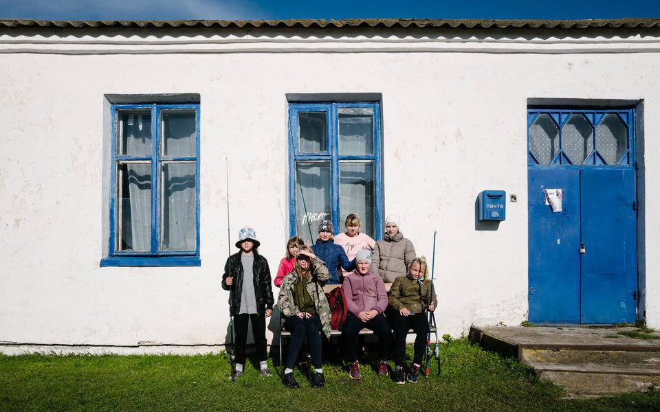 Как живут школьники изрыбацкой деревни Взвад: фотоистория