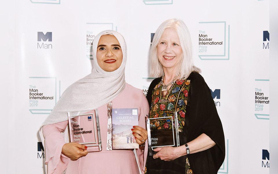 Международную Букеровскую премию впервые вистории получила писательница изОмана
