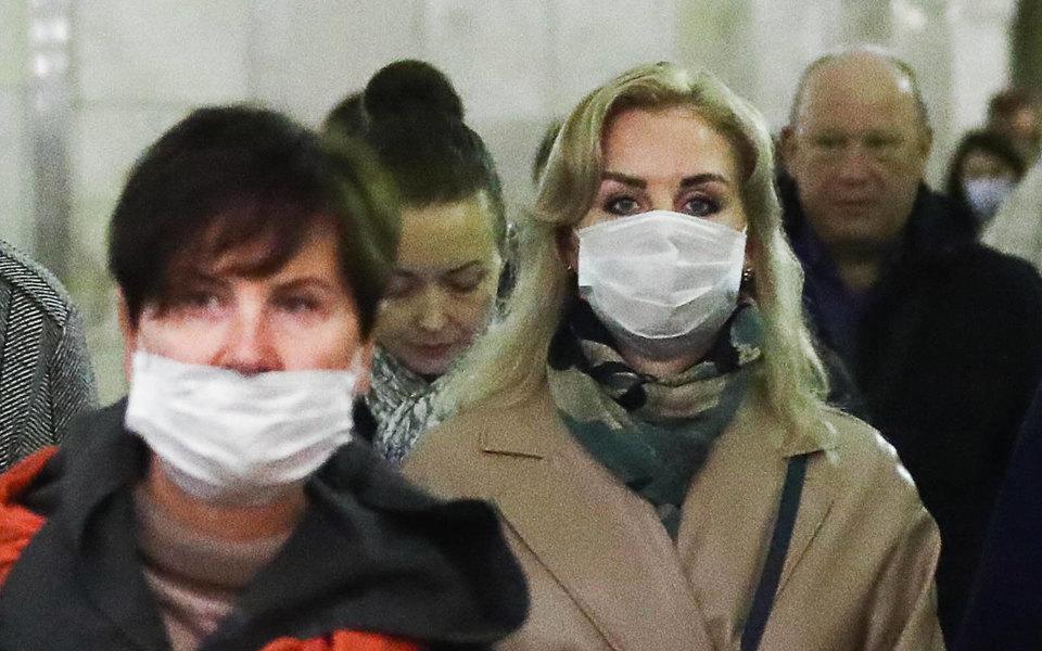 В России за сутки выявили более 22 тысяч заразившихся коронавирусом