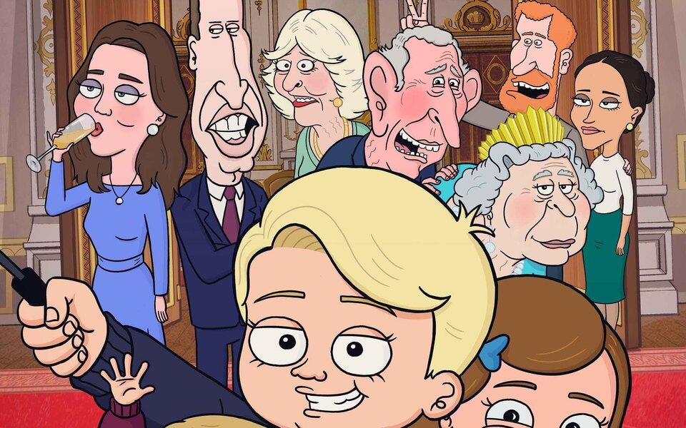 Вышел трейлер сатирического мультсериала HBO Max «Принц»