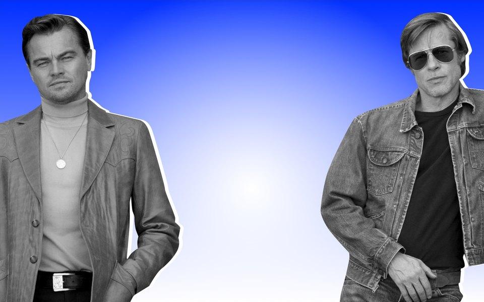 Леонардо ДиКаприо иБрэд Питт — последние суперзвезды Голливуда: разбираемся, что уних общего
