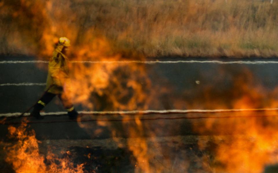 Семь человек погибли из-за пожаров в Австралии за последние сутки. Дым уже дошел до Новой Зеландии