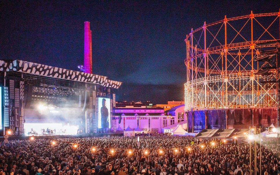 Музыкальный фестиваль Flow Fest обновил лайнап