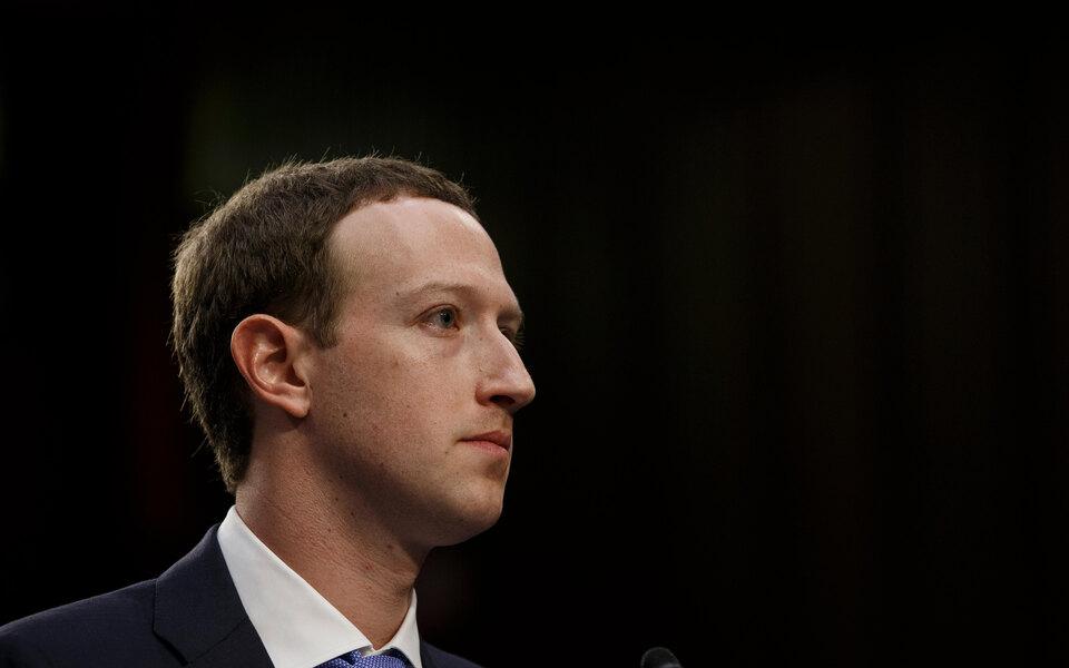 Состояние Марка Цукерберга превысило $100 миллиардов