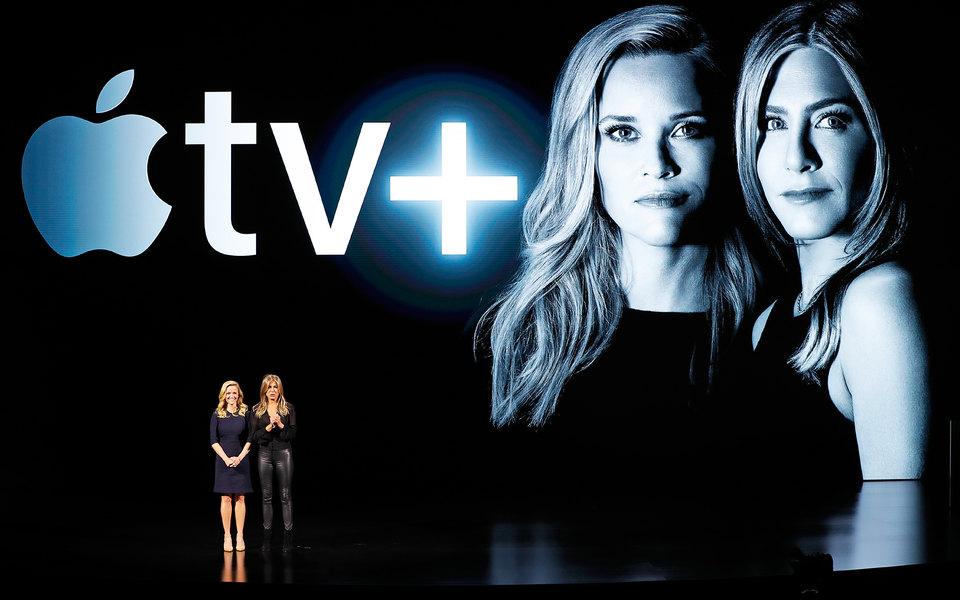 Видеосервис Apple TV+ запустится без озвучки на русском языке