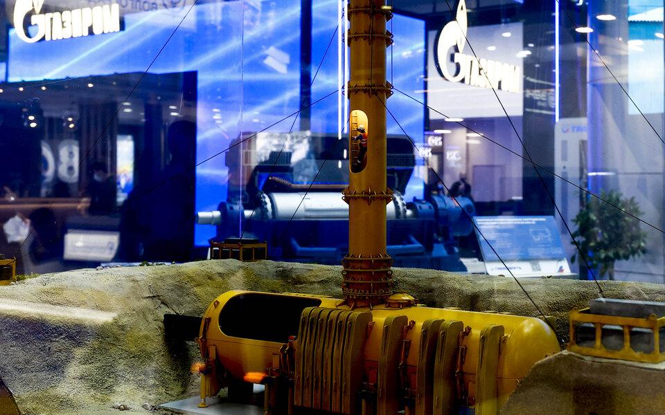 «Газпром» обошел «Сбер» иснова стал самой дорогой компанией вРоссии