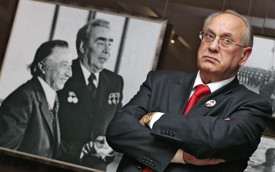 Умер личный фотограф Брежнева ифотокорреспондент ТАСС Владимир Мусаэльян
