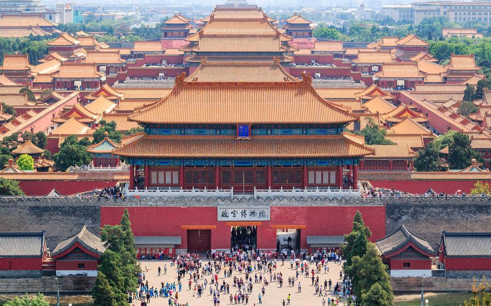 Самым посещаемым музеем стал Запретный город вКитае