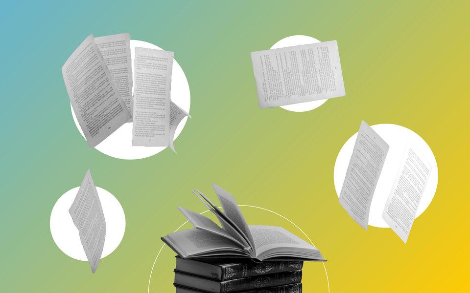 Лежа вгамаке: 10 книг, которые еще непоздно прочесть этим летом