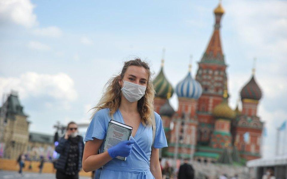 В России за сутки выявили 8985 новых случаев заражения коронавирусом