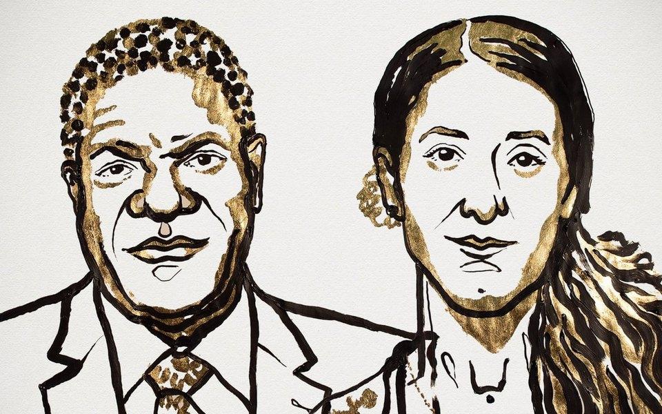 Нобелевскую премию мира получили борцы против сексуального насилия