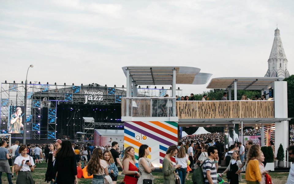 Glo представили коллаборацию сArtem Krivda нафестивале «Усадьба Jazz»