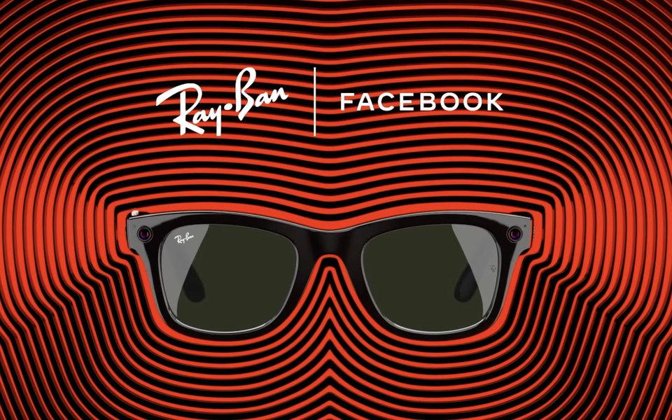 Facebook и Ray-Ban представили умные очки со встроенными камерами, микрофонами и динамиками