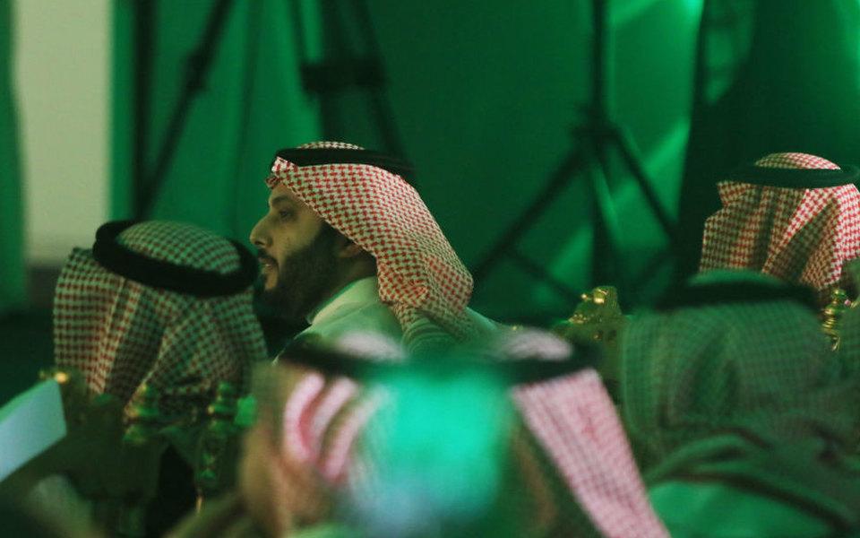 В Саудовской Аравии впервые с80-х годов прошел киносеанс